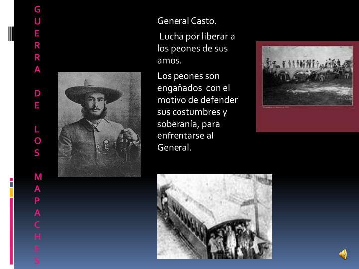 General Casto.