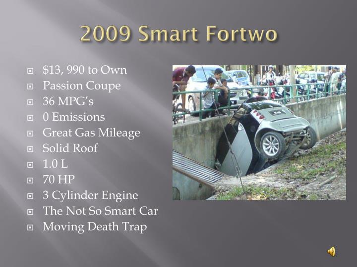 2009 Smart