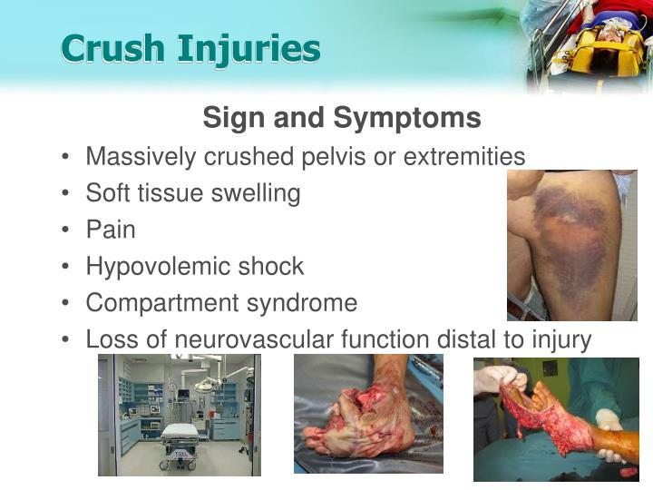 Crush Injuries