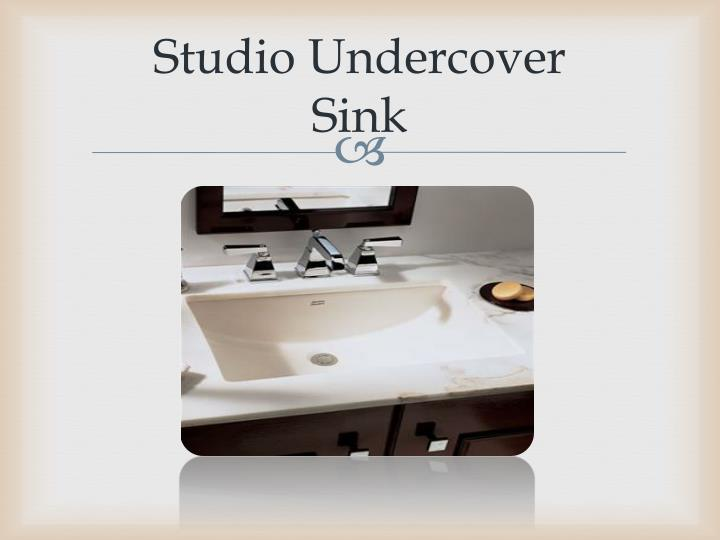 Studio Undercover