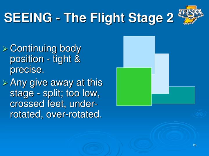 SEEING - The Flight Stage 2