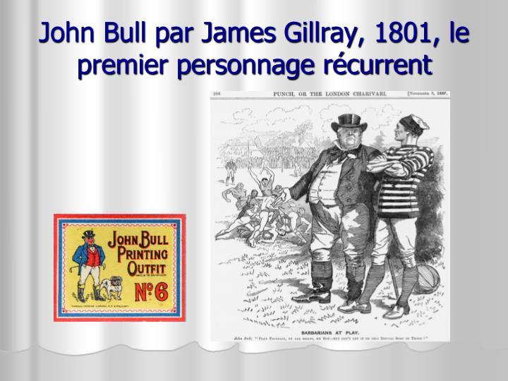 John Bull par James