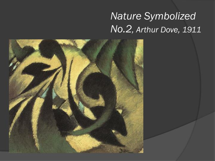 Nature Symbolized No.2