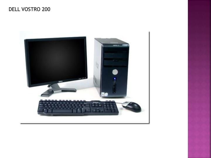 DELL VOSTRO 200