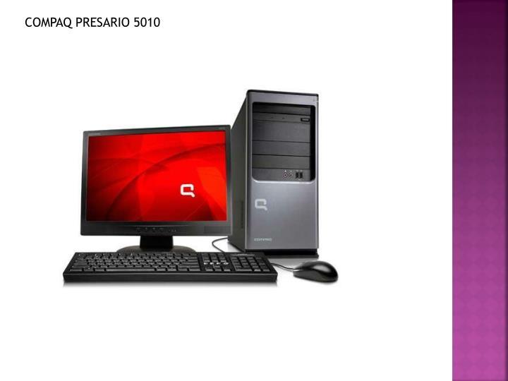 COMPAQ PRESARIO 5010