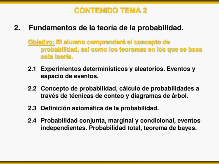 CONTENIDO TEMA 2