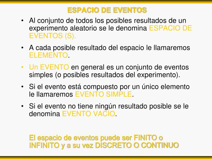 ESPACIO DE EVENTOS