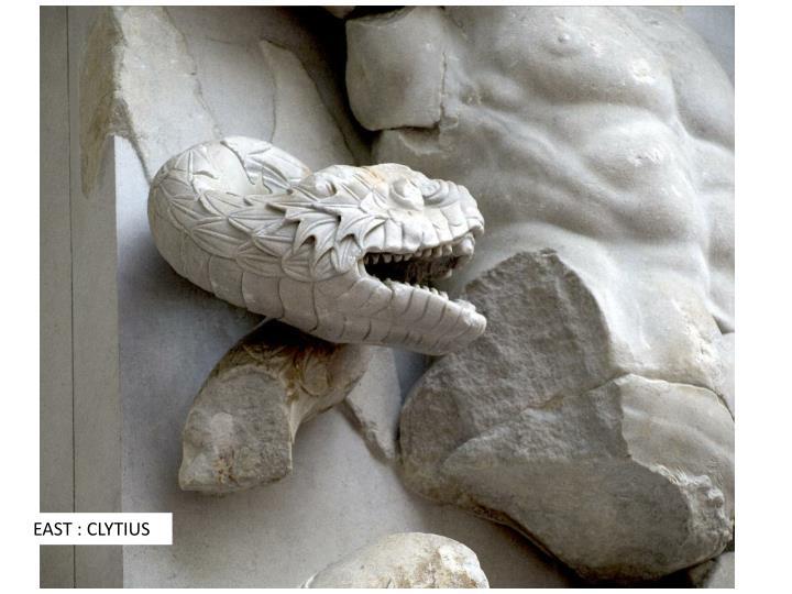 EAST : CLYTIUS