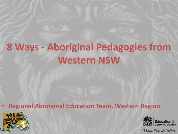 8 ways aboriginal pedagogies from western nsw