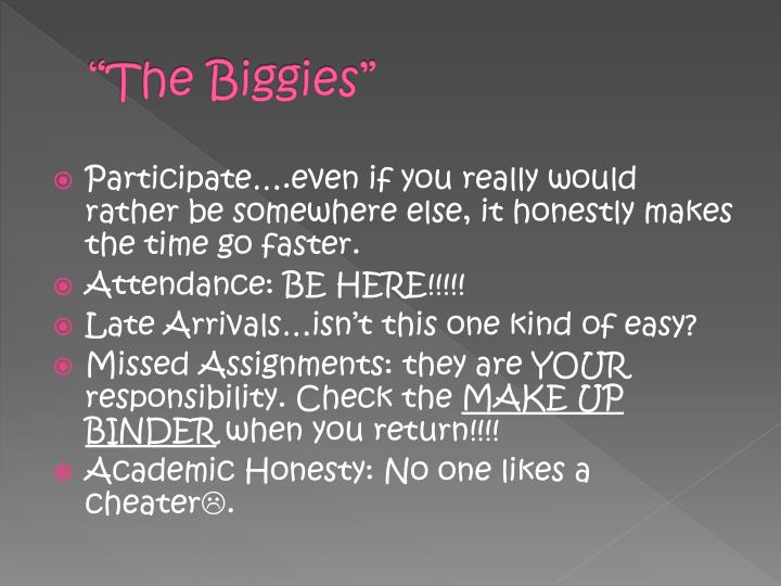The biggies1