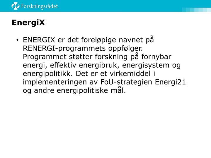 EnergiX