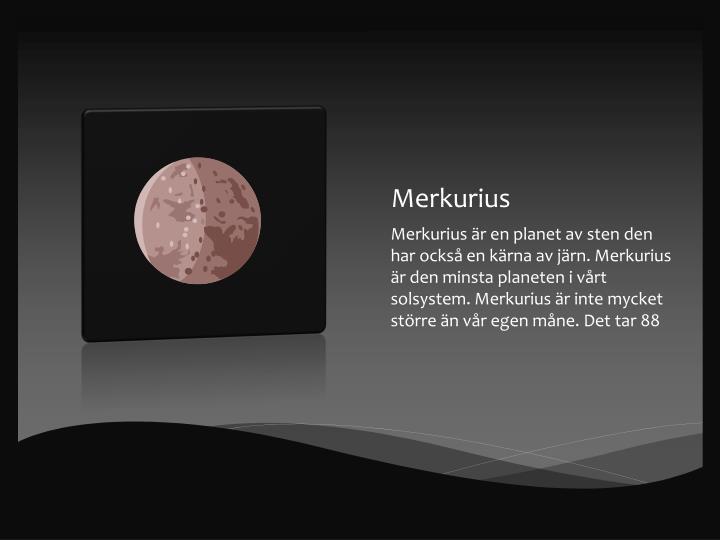 Merkurius