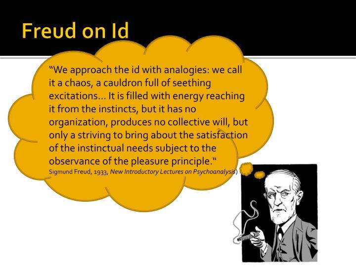 Freud on Id