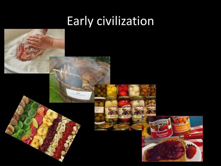 Early civilization