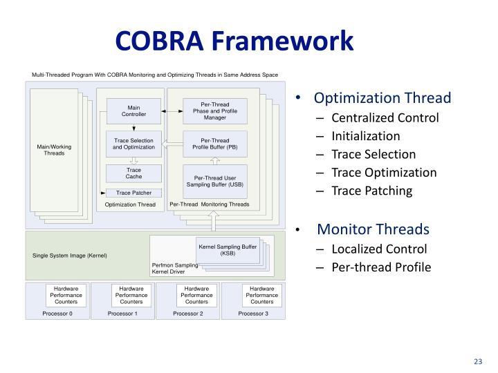 COBRA Framework
