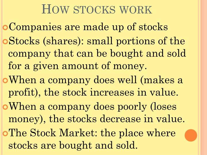 Stock margin options