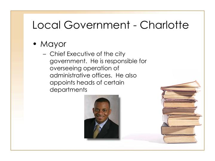 Local Government - Charlotte