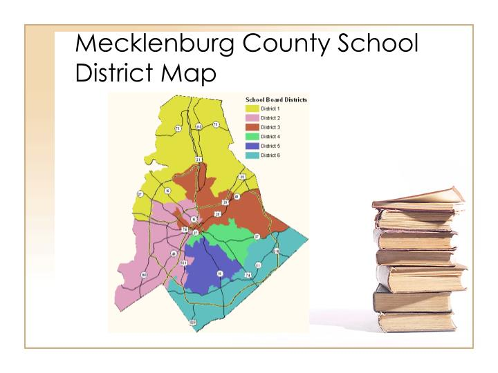 Mecklenburg County School District Map