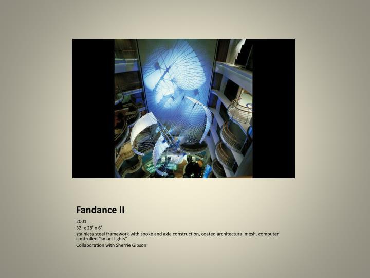 Fandance