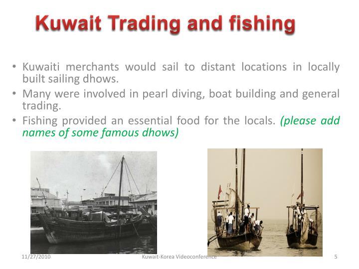 Kuwait Trading and fishing