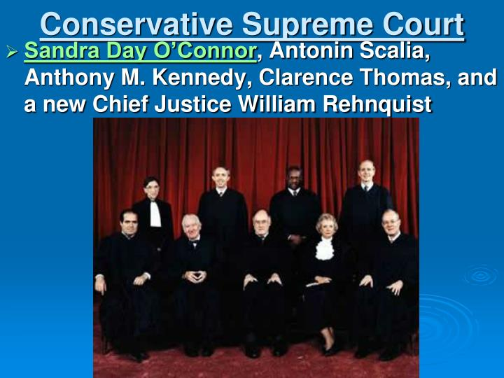 Conservative Supreme Court