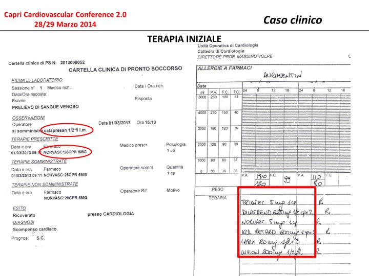 Capri Cardiovascular Conference 2.0