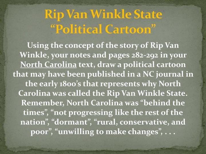 Rip Van Winkle State