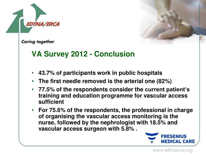 VA Survey