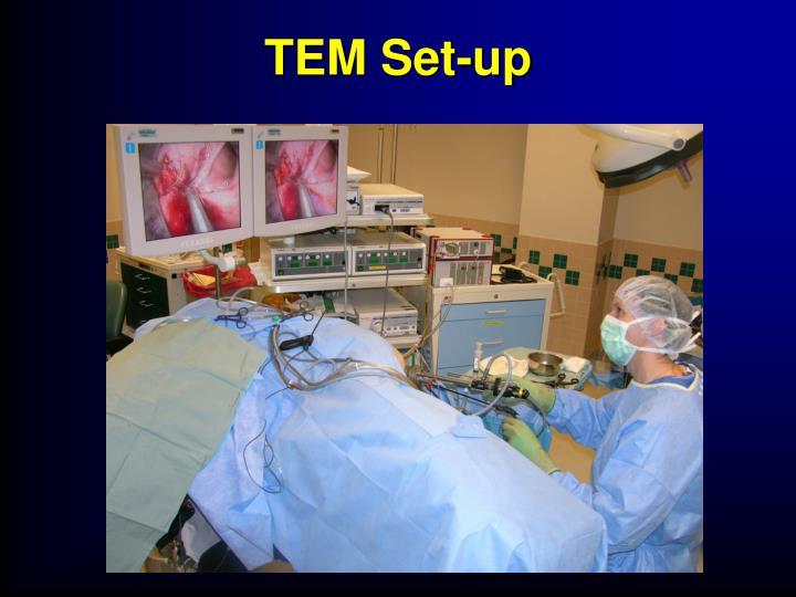 TEM Set-up