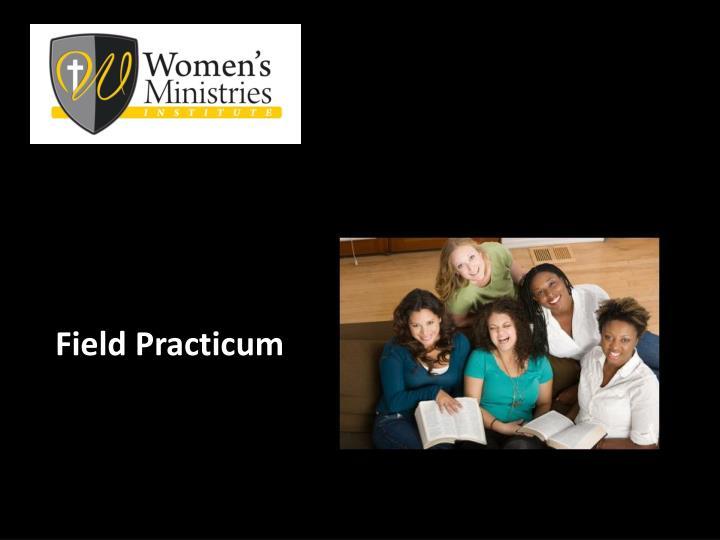 Field Practicum