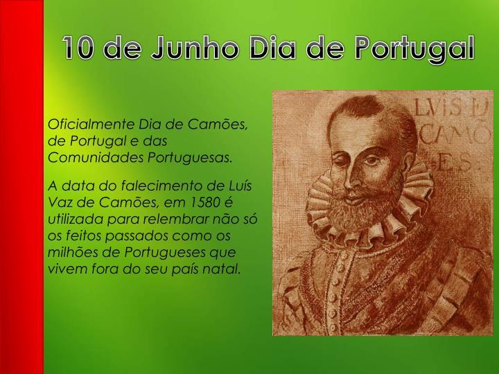 10 de Junho Dia de Portugal