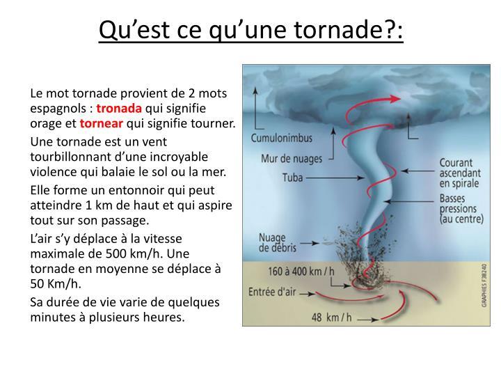 Ppt les tornades powerpoint presentation id 1943589 - Qu est ce qu une pergola ...
