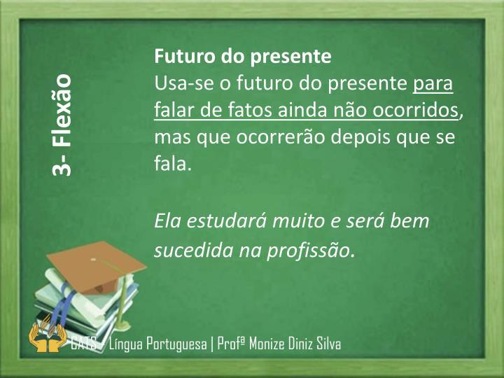 Futuro do presente