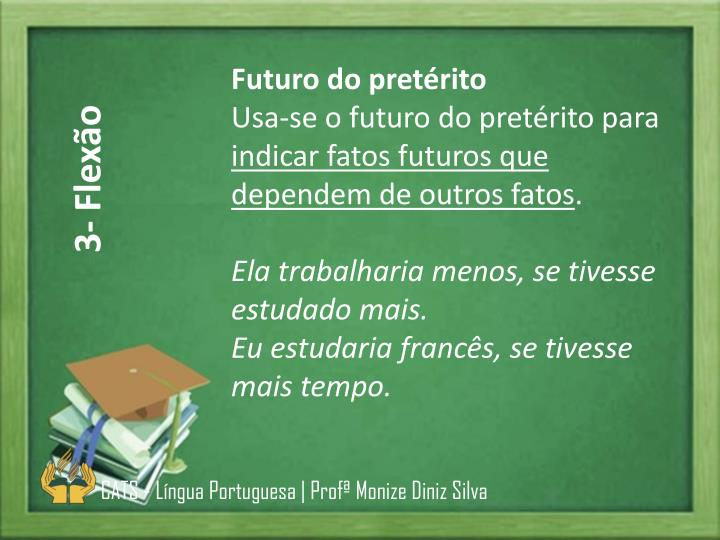 Futuro do pretérito