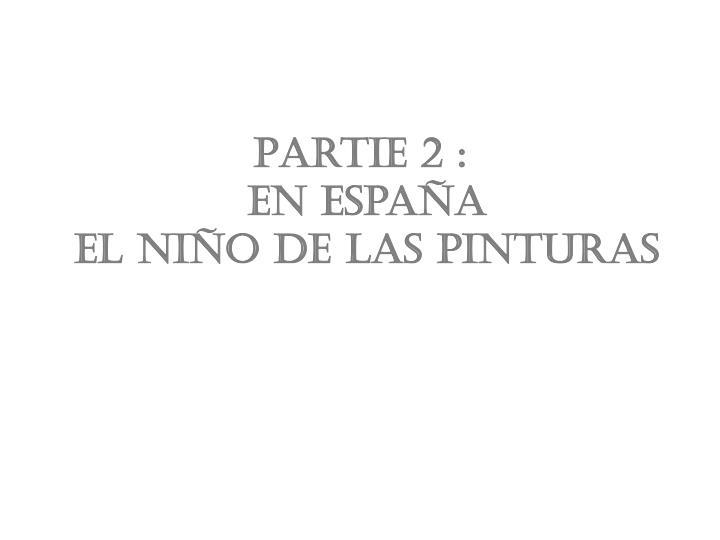 Partie 2 :