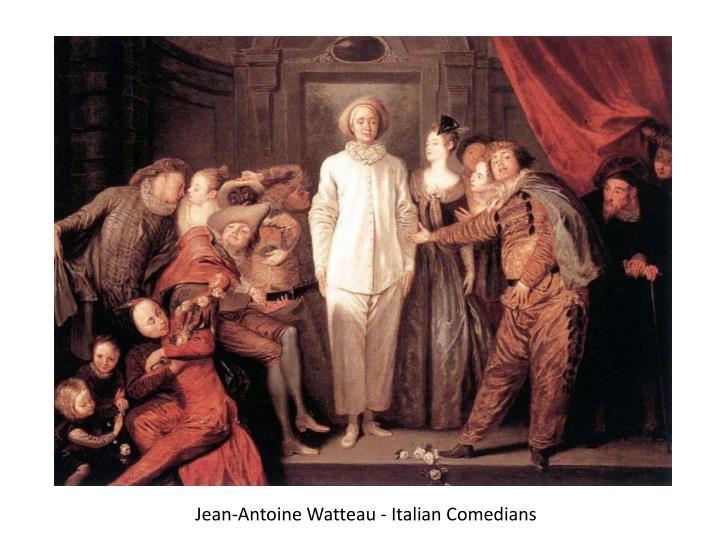 Jean-Antoine Watteau -