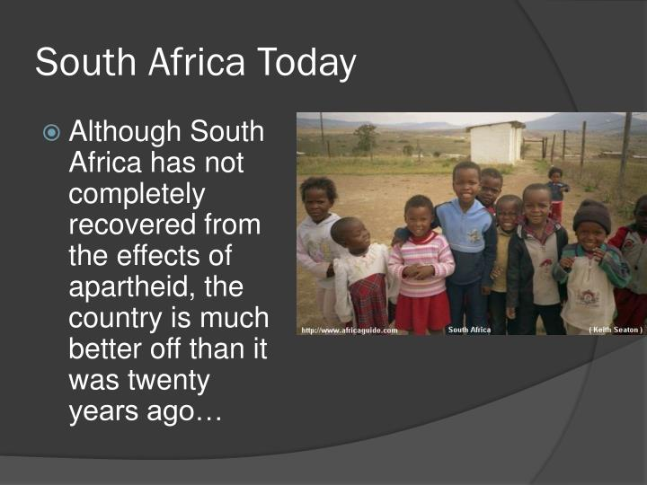 South Africa Today