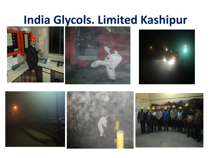 India Glycols. Limited