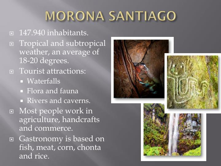 MORONA SANTIAGO