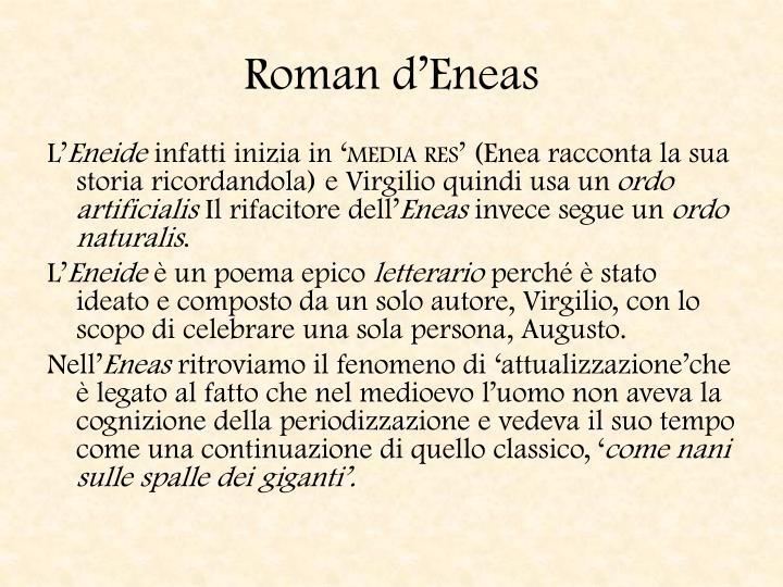 Roman d'