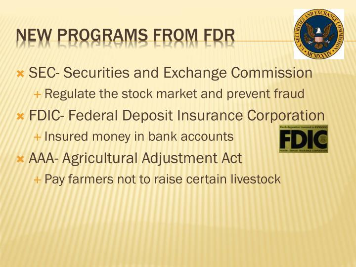 SEC- Securities and Exchange Commission