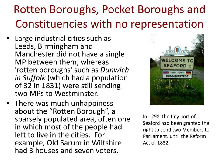 PPT - Electoral Reform in the UK PowerPoint Presentation ...