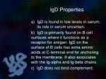 igd properties