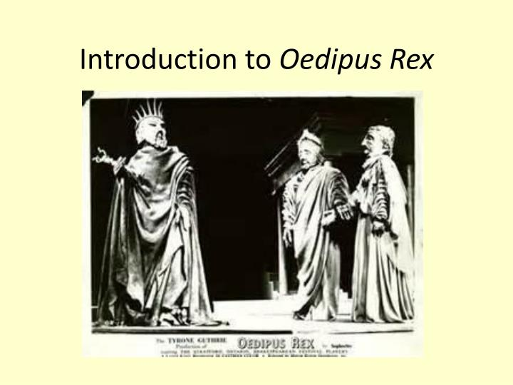 dramatic irony in oedipus rex essay Essay on sophocles' clever use of dramatic irony in oedipus the king 831 words | 4 pages dramatic irony depends on the audience's knowing something that the character does not, and in this play the audience knows oedipus faith before he knows it himself.