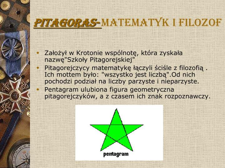 Pitagoras-