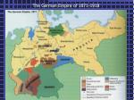 the german empire of 1871 1918