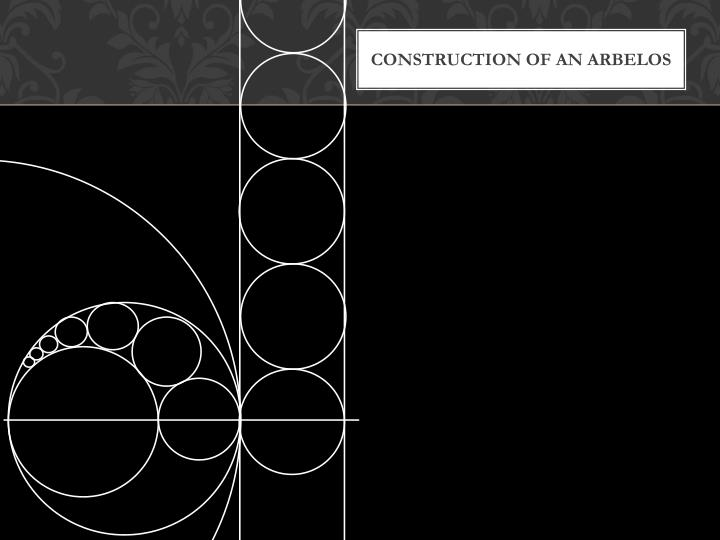 Construction of an