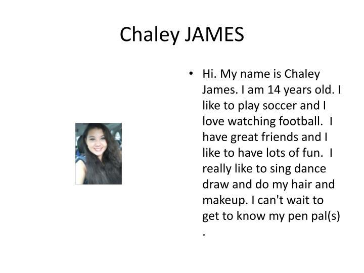 Chaley