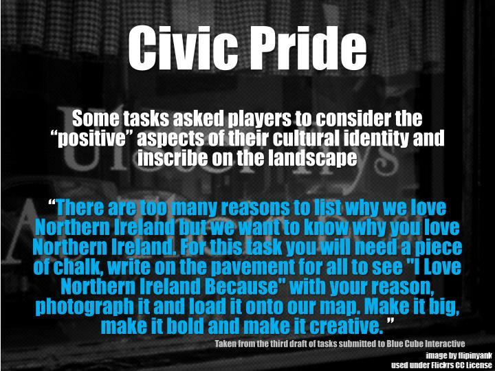 Civic Pride