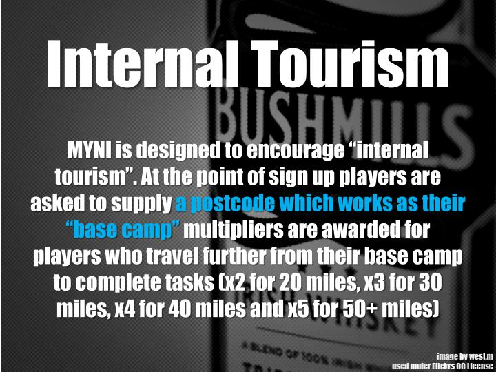 Internal Tourism